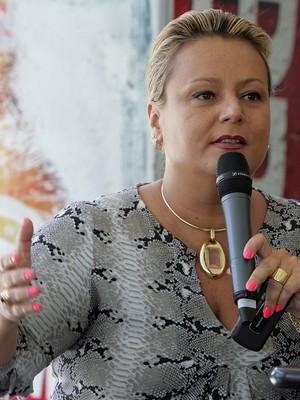 Adriana Branco, diretora executiva do Atlético-MG (Foto: Bruno Cantini / Atlético-MG)
