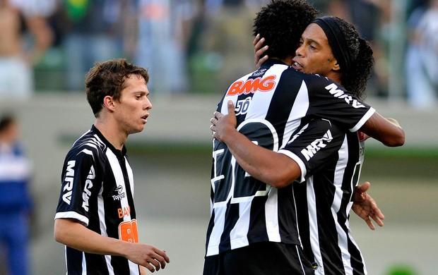 Jô ronaldinho gaucho atlético-mg gol botafogo (Foto: Pedro Vilela / Agência Estado)