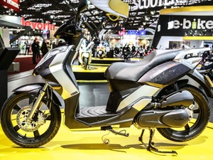 Dafra CityClass 200 (Foto: Raul Zito/G1)
