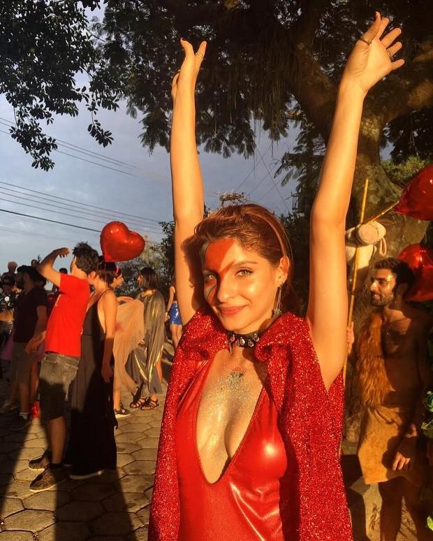 Giselle Batista (Foto: Instagram / Reprodução)