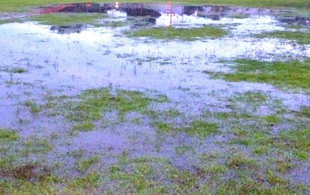 Campo alagado em Rio Preto da Eva=04-04-2012 (Foto: Divulgação/Holanda)