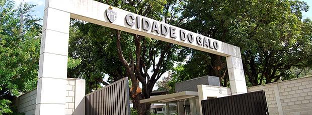 Cidade do Galo, CT do Atlético-MG em Vespasiano (Foto: Divulgação)