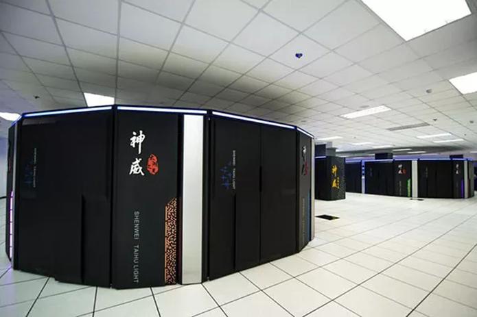 Não tem pra ninguém: China lidera com os dois supercomputadores mais poderosos do mundo (Foto: Divulgação/Governo chinês)