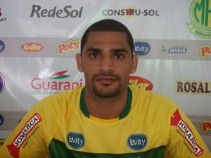 Luciano Mandi está de volta ao Mirassol (Foto: Vinicius de Paula / Mirassol FC)