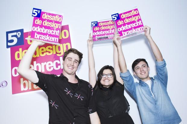 Premio de design (Foto: Divulgação)