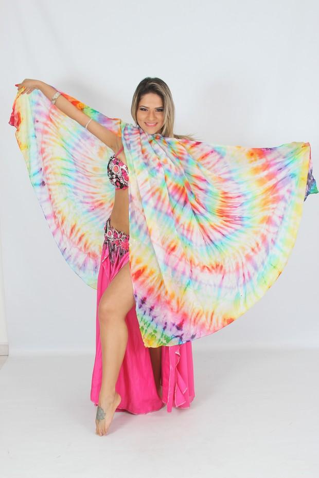 Natália Rios, candidata representante da Bahia do concurso Gata do Brasil (Foto: Divulgação)