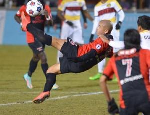 Rafael Castillo faz gol de bicicleta para o San Antonio Scorpions na final da NASL