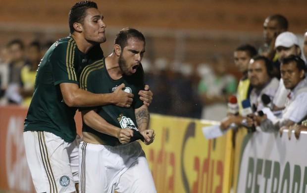 Bruno César Palmeiras Vilhena (Foto: Marcos Ribolli/GloboEsporte.com)