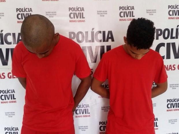 Jovens são suspeitos de matar pelo menos três pessoas em Pirapora (Foto: Polícia Civil/Divulgação)