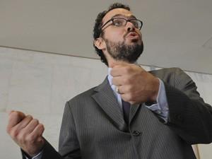 Pedro Abramovay, diretor da Avaaz (Foto: Wilson Dias / Agência Brasil)