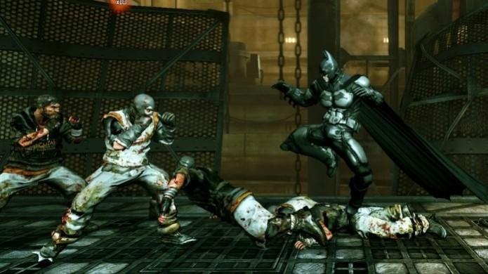 Batman: Arkham Origins Blackgate (Foto: Divulgação)
