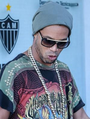 Despedida de Ronaldinho Gaúcho na Cidade do Galo (Foto: Bruno Cantini/Flickr CAM)