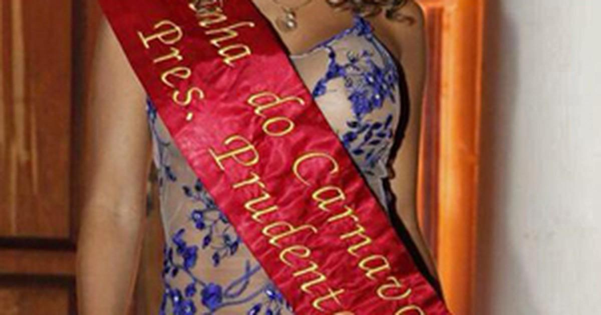 Rainha do Carnaval de Pres. Prudente inicia preparo e se inspira ... - Globo.com