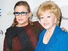 Debbie Reynolds morre apenas um dia depois da filha, Carrie Fisher