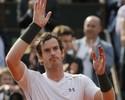 Murray volta a sofrer em cinco sets e vai à terceira fase em Roland Garros