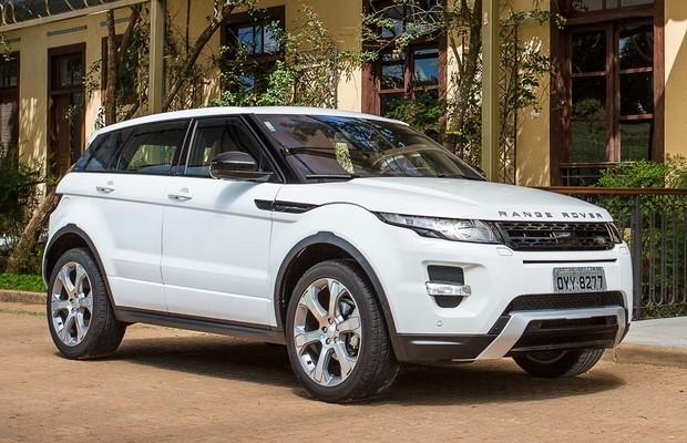 Range Rover Evoque 2014 (Foto: Divulgação)