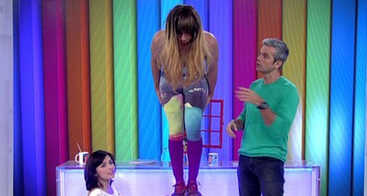 surpresas (Vídeo Show / TV Globo)