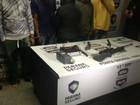 Polícia prende quadrilha suspeita de roubar 180 toneladas de grãos, no PR