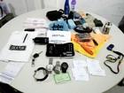 Suspeito de furtar turistas no RN é preso com bloqueador de alarmes