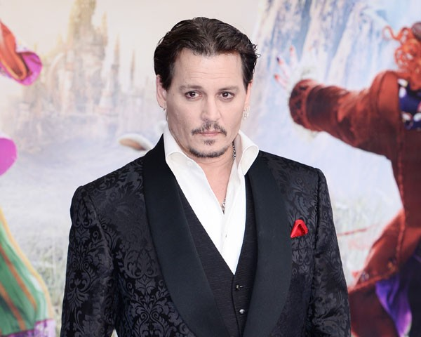 Johnny Depp aconselha Angelina Jolie (Foto: Getty Images)