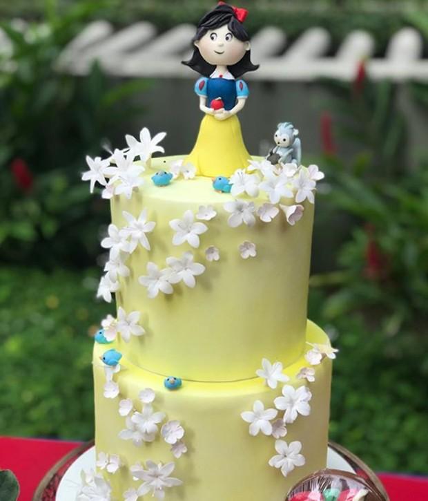 Maria Flor comemora aniversário de 2 anos (Foto: Reprodução/Instagram)