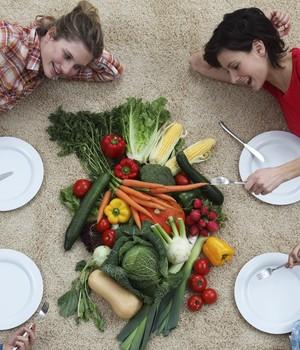 EuAtleta - alimentação vegetariana / vegana (Foto: Getty Images)