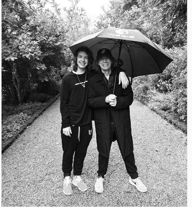 Luccas e Mick (Foto: Reprodução/ Instagram)