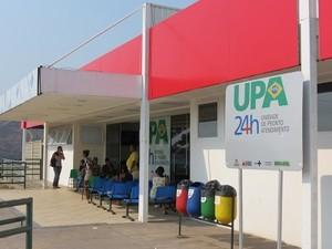 Superlotação na UPA Divinópolis