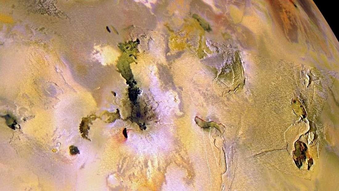 (Foto: NASA/ JPL-CALTECH (Reprodução)