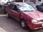 Motorista capota carro e polícia suspeita de embriaguez em Mogi