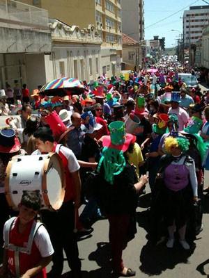 Evento foi realizado na semana passada na cidade de Alegrete, no RS (Foto: Divulgação)