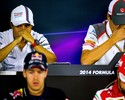 """Em Sochi, pilotos mostram abatimento por Bianchi, após """"pior corrida da vida"""""""