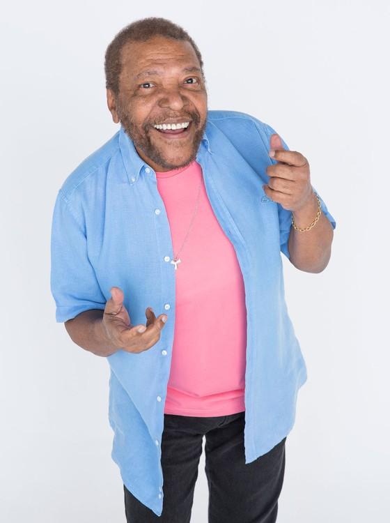 Martinho da Vila,cantor (Foto:  Leo Aversa)