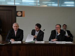 Deputado Alexandre Curi foi o relator da proposta (Foto: Sandro Nascimento/ Divulgação/ Alep)