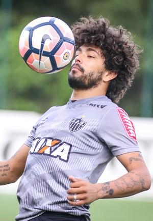 Luan; Atlético-MG (Foto: Bruno Cantini)