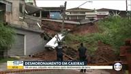 Moradores de Caieiras reclamam de situação de calçada