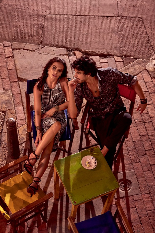 Cleo Pires e Jorge Alano (Foto: Triton/Divulgação)