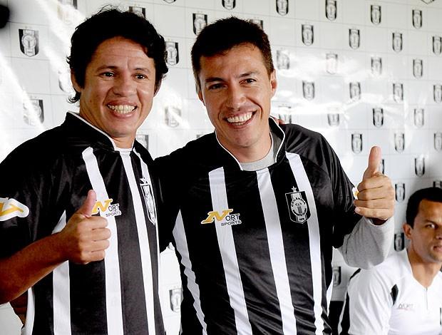 7c770dbb03 Iranildo e Dimba apresentados no Ceilândia (Foto  Carlos Vieira   CB   D.A  Press