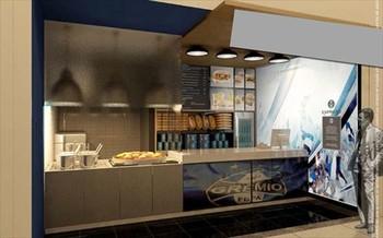 Grêmio lança rede de fast food  (Foto: Grêmio / DVG)