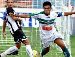Rafhael Lucas, atacante do Coritiba (Foto: Divulgação / Site oficial do Coritiba)
