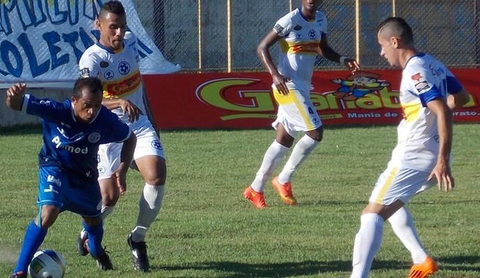 Confiança vence Boca Júnior (Foto: Walisson Jardim)