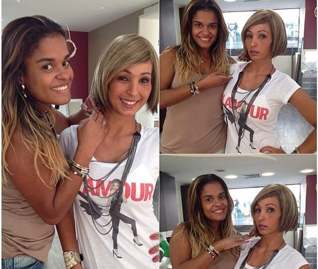 Valesca Popozuda engana os fãs no 1º de Abril  (Foto: Divulgação)
