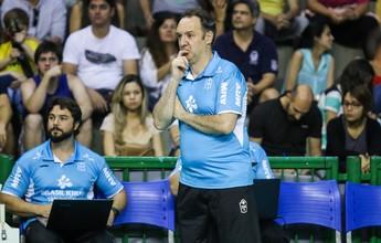 Dileo cita força coletiva do Campinas para apostar em reação na Superliga
