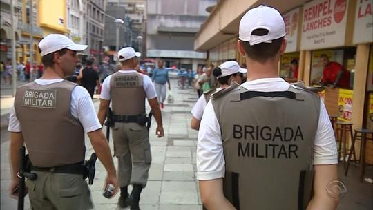 Sartori anuncia concurso para preencher 6,1 mil vagas na Segurança Pública do RS