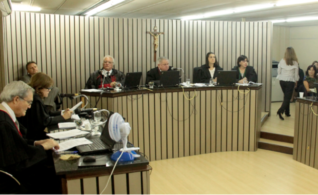 Tribunal de Justiça do Ceará (Foto: TJCE/Divulgação)