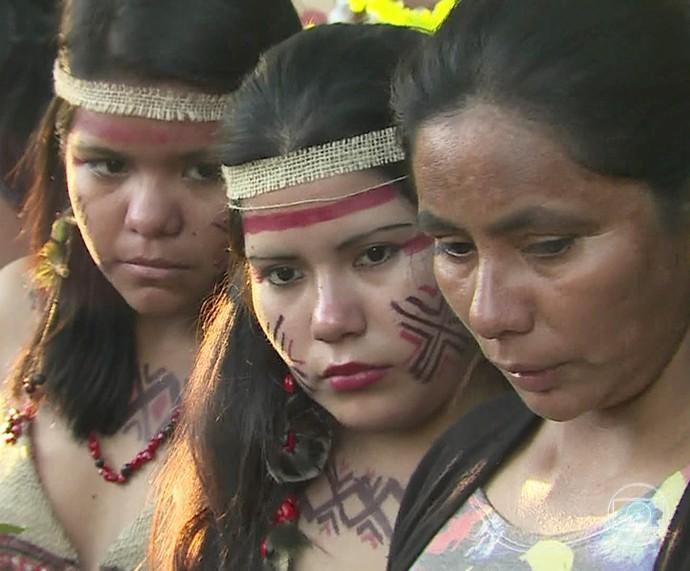 Criança Esperança: conheça projeto que ajuda mulheres vítimas de violência doméstica (Foto: TV Globo)