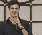 Mateus Solano é Eric em 'Pega pega'   Reprodução