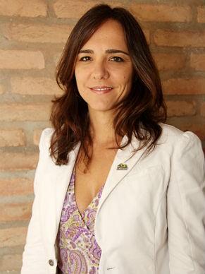 Andrea Bergamaschi - gerente de projetos do movimento Todos pela Educação (Foto: Alexandre Ondir)