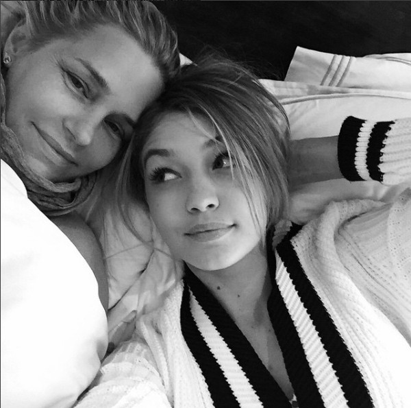 Gigi e Yolanda Hadid (Foto: Instagram)