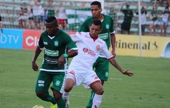 Jogadores do Gama pregam foco total na disputa da Copa do Brasil
